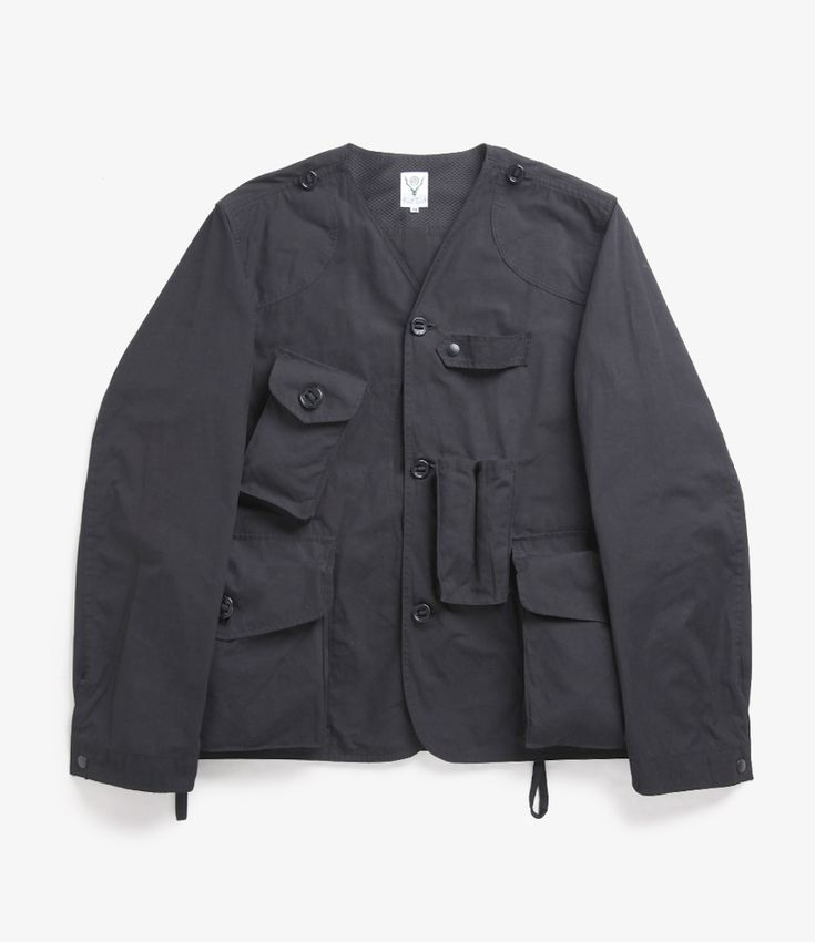 nepenthes online store | SOUTH2 WEST8 Tenkara Jacket - Wax Coating