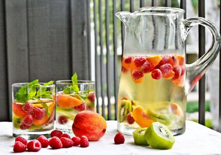 Novos Rurais: Água Aromatizada para Emagrecer