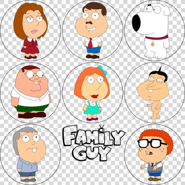 Peter Griffin Stewie Griffin Brian Griffin Character ...