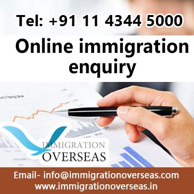 free online immigration enquiry.