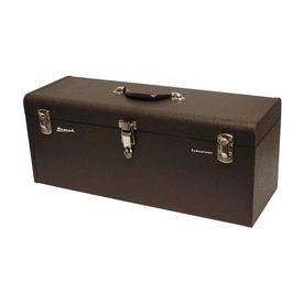 Homak 24.125-In Brown Steel Lockable Tool Box Bw00200240