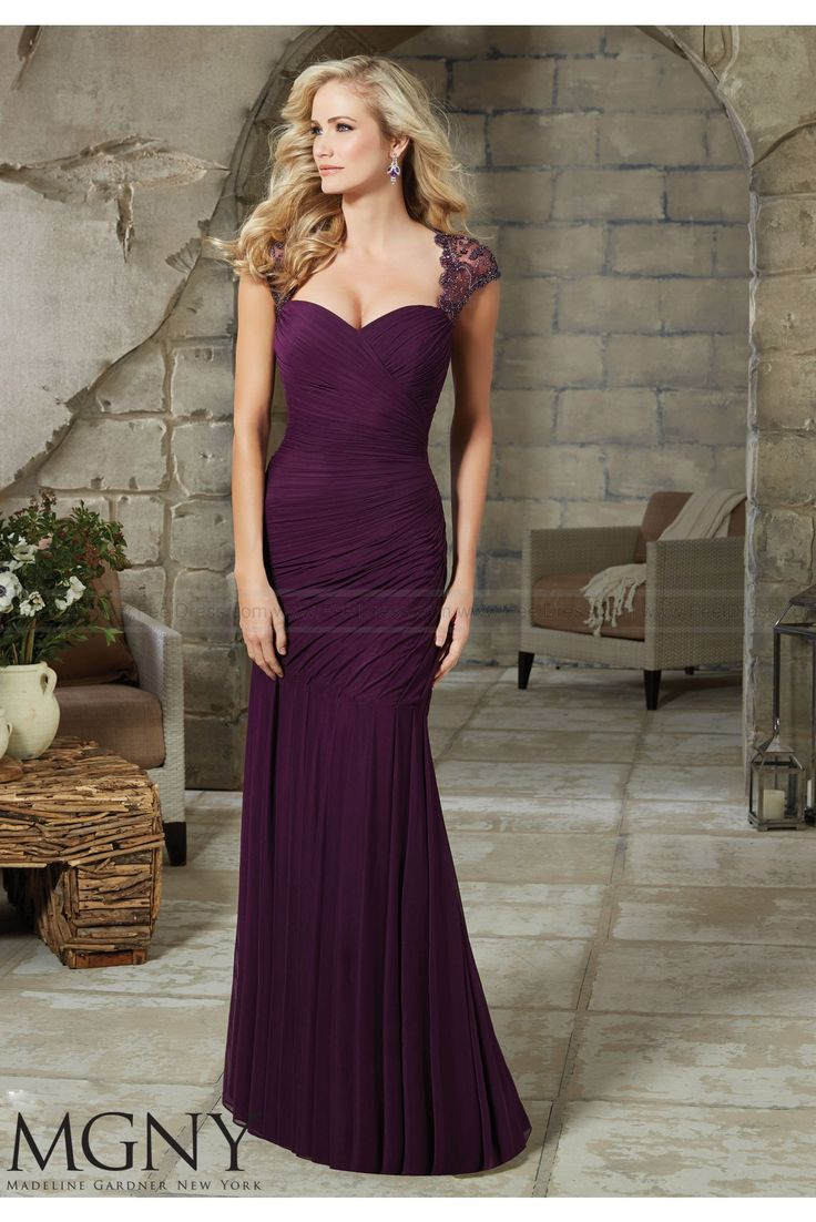 Mori Lee Evening Gown 71207