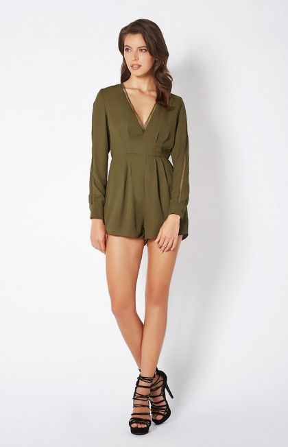 Lois Playsuit