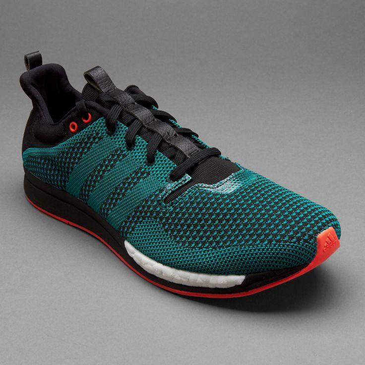 adidas Adizero Feather Boost - Core Black/Eqt Green S16/Ftwr White |  SPORTGOODS DESIGN | Pinterest | Adidas adizero feather, Adidas and Feathers