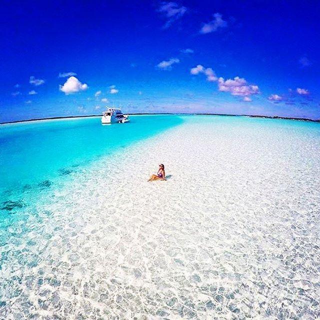 Bahamas Onresteici Bonheur Bien Eau Magnifique Beautiful Eautranspae