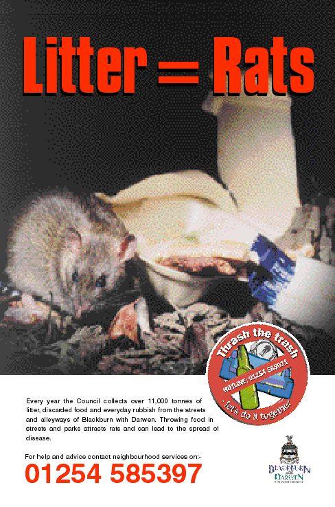 Litter Rats