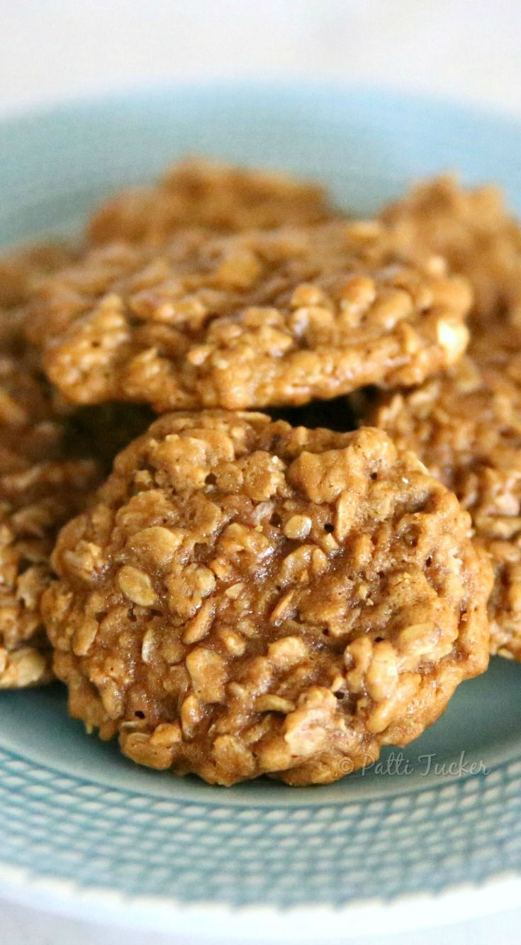 We LOVE oatmeal cookies. They're hard to mess up and I always feel like I'm eating a healthier version of any other cookie I could stuff in my piehole. Little Known OMT Fact: I've…