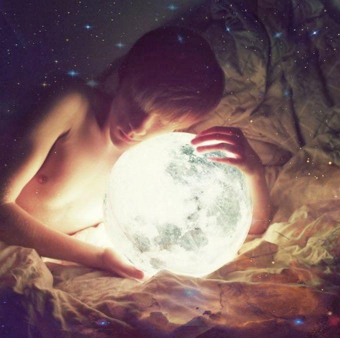 Estou a amar.: Meu mundo perfeito.