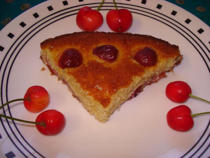 Lip Smacking Cherry Cake