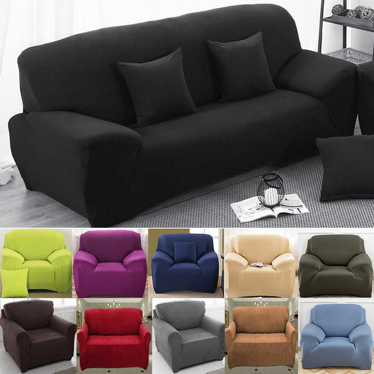 EASY Stretch Couch Sofa Lounge Covers Recliner 1 2 3 4 Seater Dining Chair Cover - Chair Bedroom - Ideas of Chair Bedroom #chair #bedroom #chairbedroom -   EASY Stretch Couch Sofa Lounge Covers Recliner 1 2 3 4 Seater Dining Chair Cover  Price : 18.99
