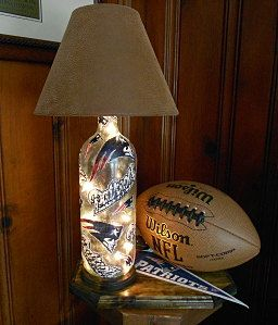 New England Patriots Fan by fromthefunroom on Etsy, $65.00