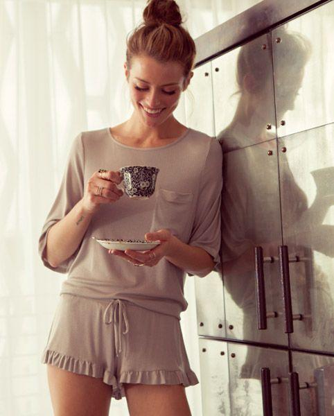 Hailey Cami  Shorts Clothing, Shoes & Jewelry - Women - Clothing - Lingerie, Sleep & Lounge - Lingerie - Lingerie, Sleepwear & Loungewear - http://amzn.to/2lSL4Y7