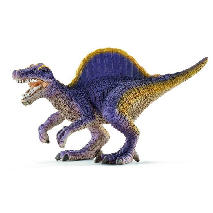 Schleich Mini Spinosaurus: Amazon.co.uk: Toys & Games