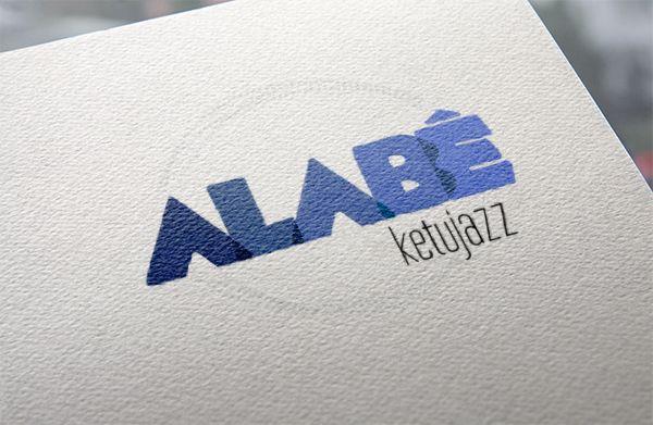 Identidade gráfica e visual da banda Alabê Ketu Jazz | Coletivo Baobá