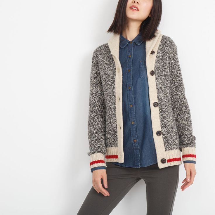 Womens Roots Cabin Cardigan