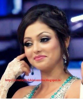 Drashti Dhami's Jhalak journey comes to an end!  http://scrutinybykhimaanshu.blogspot.in/2014/06/drashti-dhamis-jhalak-journey-comes-to.html Colors, Drashti Dhami, Geet Hui Sabse Parayi, Jhalak Dikhhla Jaa, Madhubala... Ek Ishq Ek Junoon, Ranveer Shorey, Twitter,