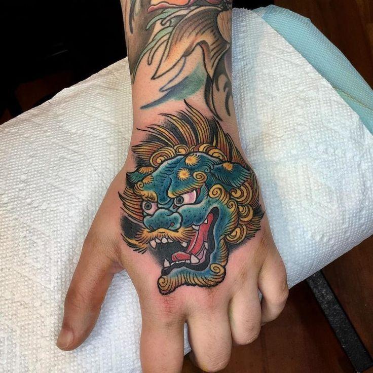 Foo Dog Tattoo 71   – Tattoos