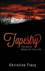 Tapestry - The Divine Design for Your Life  That's MY book! Yay! Here is where to find it: http://www.tatepublishing.com/bookstore/book.php?w=9781622957620