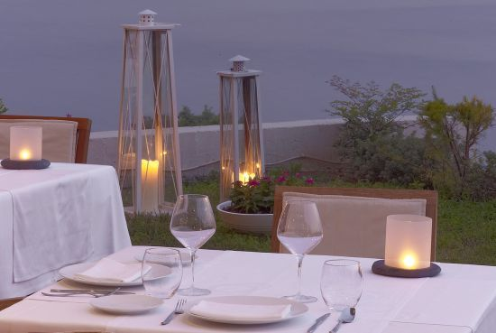 Feel well cared for at Galazia Hytra restaurant - our Michelin Star awarded Restaurant.