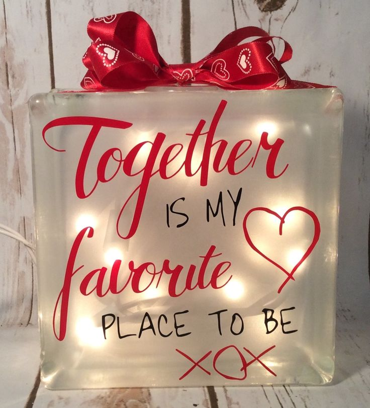 Home decor - Together is my favorite place to be - wedding gift for wife anniversary gift sweetheart unique personalized lover by JaniceGiftsandDesign on Etsy