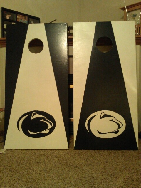 48 Best Images About Cornhole On Pinterest