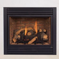 """33"""" HBDV Signature Command Direct Vent Fireplace (Electronic Ignition) - Monessen"""