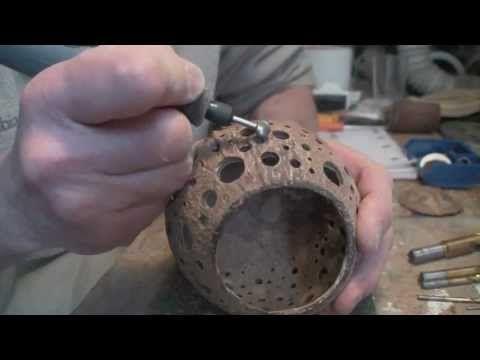 Como utilizar el Mini Torno Dremel - Tecnica de Calado - Set de Accesorios 57 - YouTube