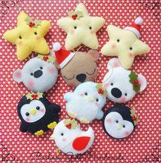 Barbara Handmade Christmas Felt