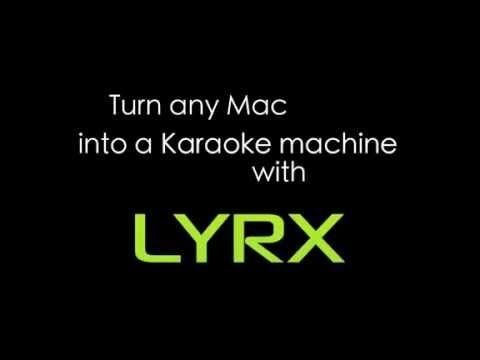 Professional Karaoke Software - MAC. Great last minute gift idea.