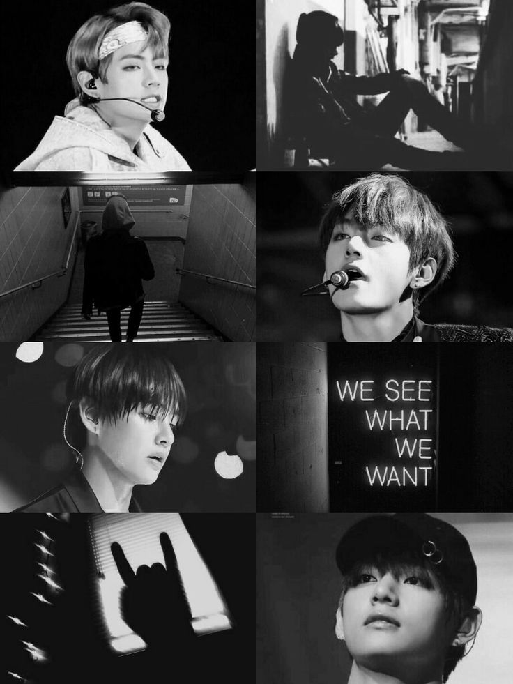 Kim Taehyung from BTS #aesthetic #handsome