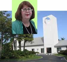 Rev. Gail Tapscott & Unitarian Universalist Church of Fort Lauderdale
