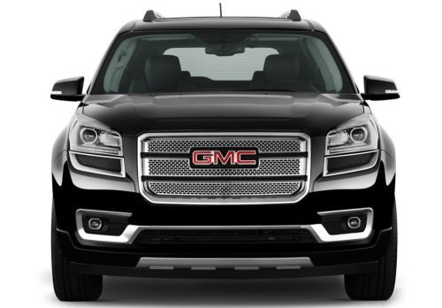 New 2015 GMC Acadia is getting everyone talking. It is rated at 7.7 out of 10 stars by customers. This 7 to 8 passenger SUV is expected to hit the market early 2015 or late 2014. It will have a reworked front as well as rear fascia while on the front daytime running lights will bring it nicer and more refined looks.