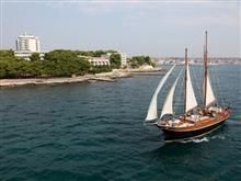 """Vodice is a recipient of """"The flower of tourism"""" awarded to destinations with especially attractive tourism offer."""