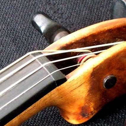 Violin Repairs: What you should and shouldn't fix yourself