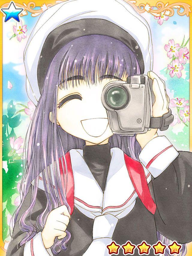 Memories of Sayuri: Card Captor Sakura Mobile Game Art – amistad