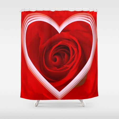 Best 20 Red Shower Curtains Ideas On Pinterest