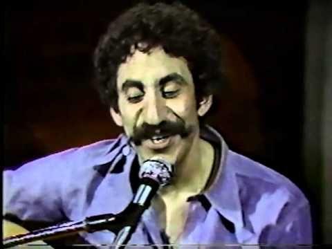 Jim Croce Video Tape Network (VTN) Concert 1973