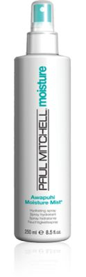 This is heavenly on sunburns! Or if you have skin conditions like excema or psoriasis. That's not to say that it treats those conditions, but it provides temporary relief....Paul MItchell Awapuhi Moisture Mist