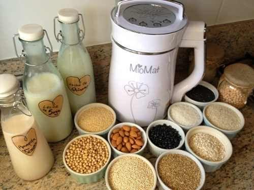 maquina para leches vegetales