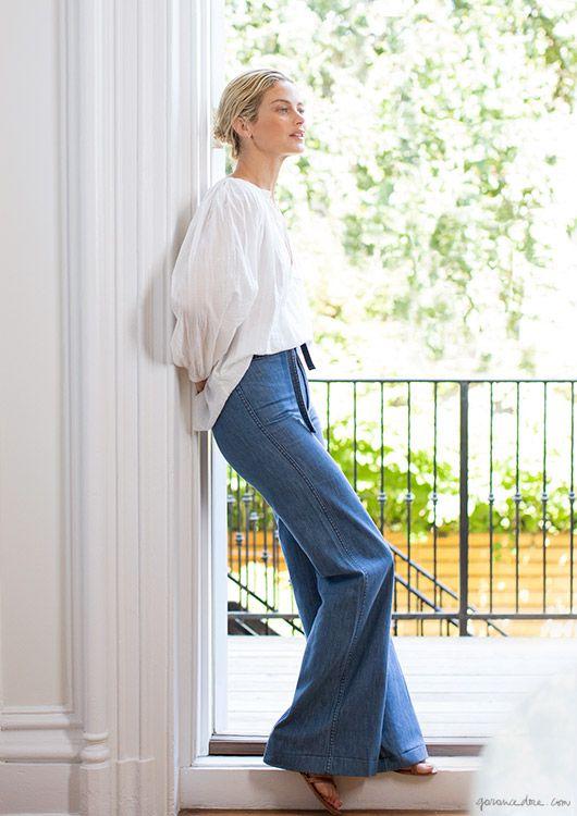 15 Years with Estée Lauder: Carolyn Murphy / Estée Lauder, Carolyn Murphy, Cosmetics / Garance Doré