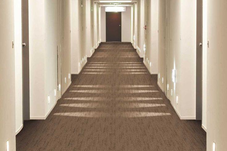 Korytarze - Hotele - Zastosowanie - Wykładziny - ARTE