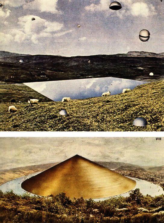 rainbowguts: ARCHIGRAM + SUPERSTUDIO