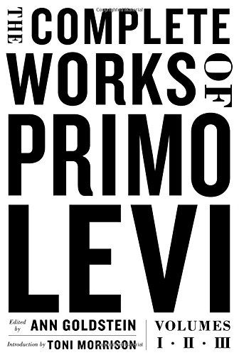 871404567 - The Complete Works of Primo Levi - http://lowpricebooks.co/2016/09/871404567-the-complete-works-of-primo-levi/