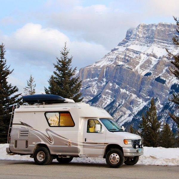 Here are six of our favorite vehicles (and add-ons) to help you find freedom on the open road.