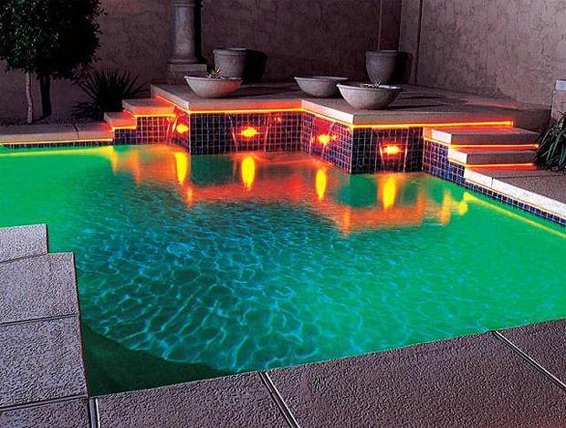 12 best swimming pool lights images on pinterest
