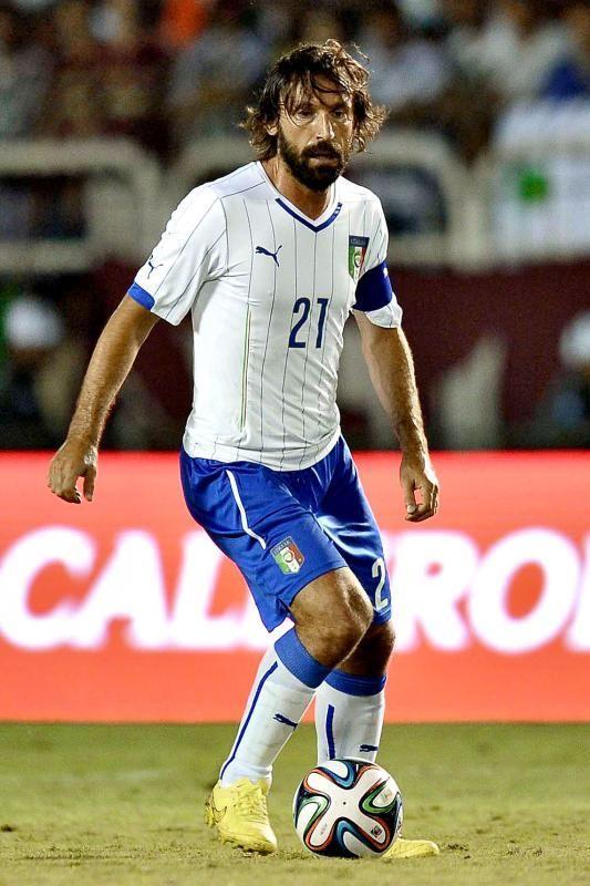 Amichevole: Fluminense-Italia 3-5 Andrea Pirlo.