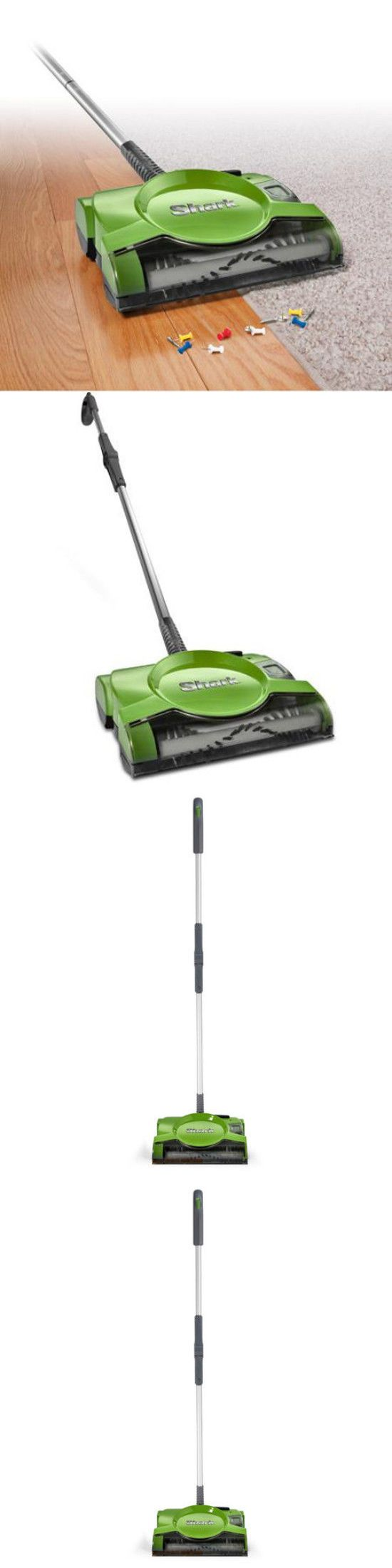 Carpet and Floor Sweepers 79657: Shark Swivel Cordless Sweeper Rechargeable Stick Vacuum Cleaner Floor Carpet -> BUY IT NOW ONLY: $48 on eBay!