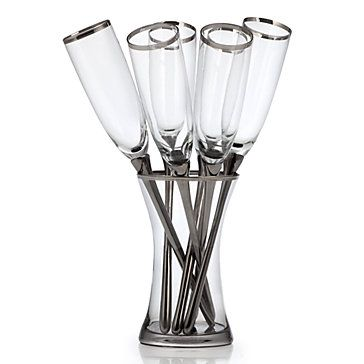 46 Best Champagne Flutes In Vase Bucket Images On