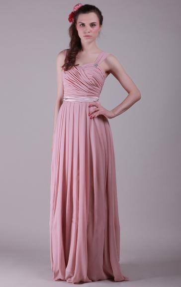 Discount Pink Bridesmaid Dress BNNAD1241-Bridesmaid UK