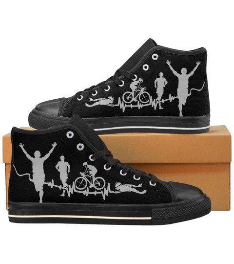 promo code daae0 bed2e Triathlon 2 High Top Sneaker schwarz - High Top Sneaker ...